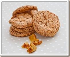 honeycomb biscuits
