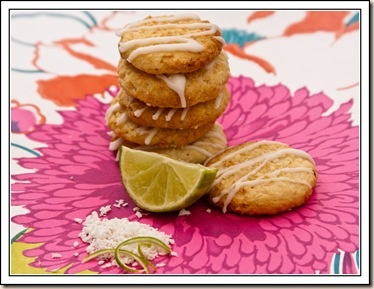 coconut&lime biscuits 4