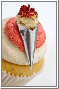 heart cake pre cut