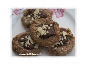 Nutella Macaroons
