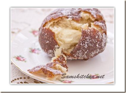 Doughnut open