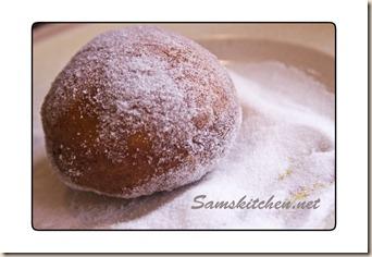 First doughnut