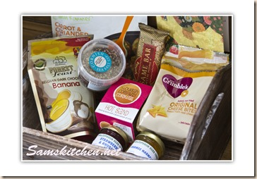 April Foodie Parcel