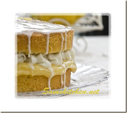Coconut and Lemon Cake1
