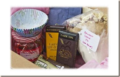 June foodie parcel