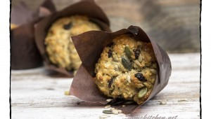 Fruit and seed muffins1
