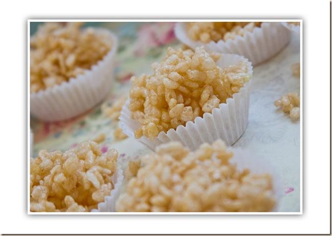 rice crispie cakes