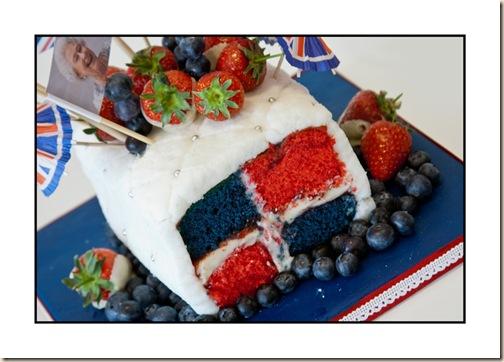 jubilee maxines cake