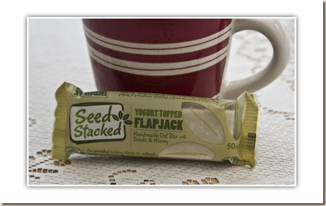 Cup & flapjack