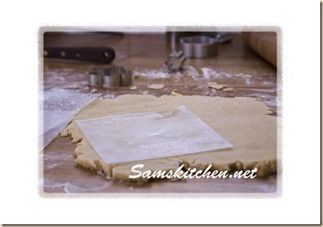 Lemon & Elderflower dough